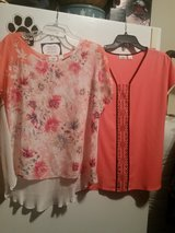 Two Cato beautiful dressy tops in Fort Bragg, North Carolina