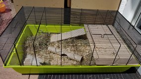 LARGE HAMSTER/MOUSE CAGE W 2 STORIES! in Ramstein, Germany