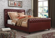 """NEW! LUXURIOUS UPSCALE """"PORTINI COLLEZZION"""" QUEEN TUFFTED BEDFRAME in Camp Pendleton, California"""