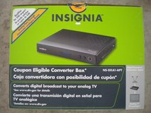 Insignia Digital to Analog Converter Box in Fort Carson, Colorado