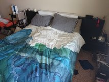 Queen Bed frame in Fort Carson, Colorado