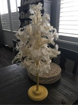 Pier One Easter Yellow Tree in Travis AFB, California