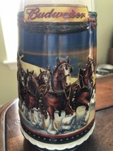2002 Budweiser Holiday Mug in Leesville, Louisiana