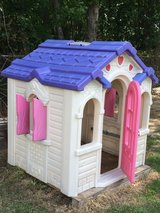 Play house in Conroe, Texas