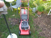 Sabo Self Propelled gas Lawn mower with bag 6 Hp in Ramstein, Germany