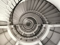 Black & White Large (90x120cm.) Canvas Architecture Photo in Ramstein, Germany