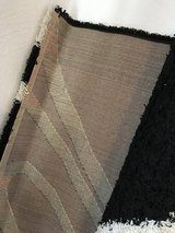 Black & White Large (200x300cm.) Quality Shag Rug in Ramstein, Germany