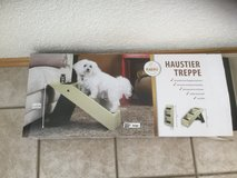 Pet stairs in Ramstein, Germany