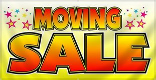 Moving Sale Now !! ~ 5/30 in Okinawa, Japan