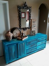 Broyhill Large Rustic Dresser in Baytown, Texas
