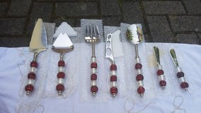 Pampered Chef Serving Set in Ramstein, Germany