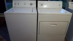 Kenmore washer and dryer set in Cochran, Georgia