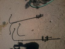 Shepard Hooks Deck Mountable & Adjustable ! in 29 Palms, California
