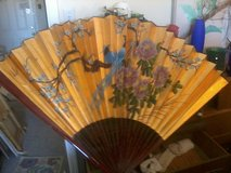 Japanese Wall Fan Colourful ! in 29 Palms, California