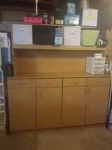 4 piece Storage cabinet with counter top in Chicago, Illinois