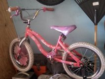 Girls child bike  size 12 in Westmont, Illinois