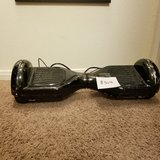 Electric hover board in Oceanside, California