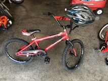 Boys 20 inch Huffy bike in Fort Leonard Wood, Missouri
