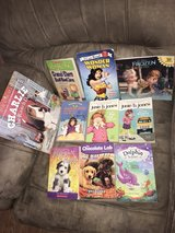 Children's books in Cadiz, Kentucky