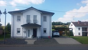 NEW HOUSE  IN SPANGDAHLEM TOWN in Spangdahlem, Germany