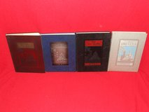 Illinois College Rig Veda Yearbooks 1930 ~ 1933 + More in St. Charles, Illinois