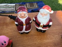 Christmas Salt and Pepper Shaker and Cookie Jar in Fort Knox, Kentucky