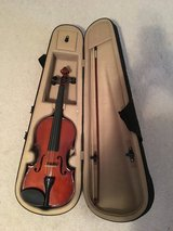 Violin in Oswego, Illinois