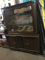 Art Deco display cabinet from the 1920's in Spangdahlem, Germany