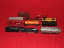 LIONEL O Scale Train Set Assortment Engines Cars Cabooses & More in Aurora, Illinois
