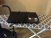 Sony sound system and assorted blu ray discs in Fort Bragg, North Carolina
