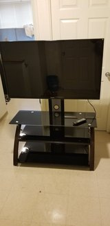 """46"""" Westinghouse TV and entertainment center in Schofield Barracks, Hawaii"""