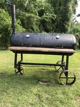 barbecue pit (price reduced) in The Woodlands, Texas