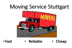 Movers in Stuttgart and Area in Stuttgart, GE