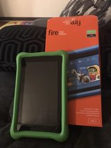 amazon fire tablet kids edition- extra storage included!! in Okinawa, Japan