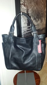 New with Tags!  Large Black Merona Tote in Chicago, Illinois