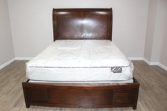Queen Sleight Bed (Including Mattress) in Spring, Texas