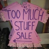 Lighthouse Christian Center Too much stuff yard sale in Beaufort, South Carolina