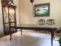 Dining table in Conroe, Texas