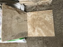 Travertine tile- Macchu Picchu Tumbled Large Versailles Pattern in Bolingbrook, Illinois