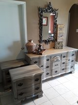 Bett Rustic Dresser And Night Stands In Houston Texas