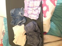 Toddler girls shorts in Fort Campbell, Kentucky