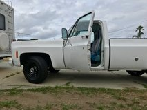 1978 Chevy c20 3/4 Ton 350 5.7L Great Condition! in Camp Pendleton, California