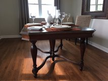 Solid Wood Dining Table in Elgin, Illinois