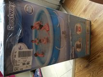 Pool with filter and pump new in box never opened in Quantico, Virginia