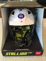 Boys Lacrosse or hockey helmet.  New in box.  XS in Waukegan, Illinois