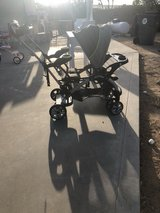 sit and stand double stroller in Yucca Valley, California