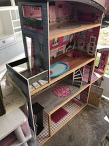 Doll house in Fort Carson, Colorado