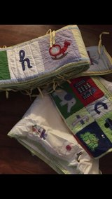 Pottery Barn Kids A to Z Baby Bedding in Baytown, Texas