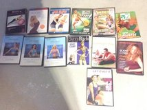 Fitness DVDs in Ramstein, Germany