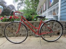 "Woman's bike 26""? Schwinn 10 speed super sport, 1973 in Bolingbrook, Illinois"